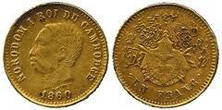 Gold Coins of Imperial Cambodia