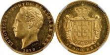 Gold Coins of Portugal