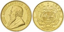 Gold Coins of South Africa