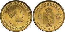 Gold Coins of Norway