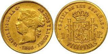 Gold Coins of the Philippines