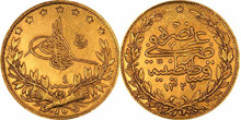 Gold Coins of Turkey