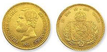 Gold Coins of Brazil