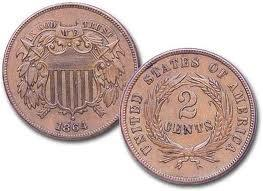 Circulated US Type Coins