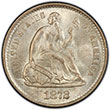 Seated Half Dime